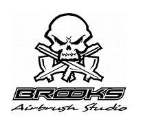 brooks_logo border